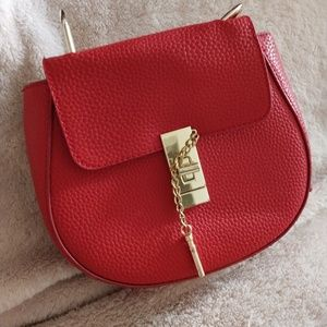 Handbags - New red cross body bag